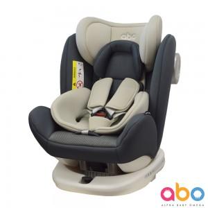Κάθισμα Aυτoκινήτου Alpha-fix Blue Abo 3160-110