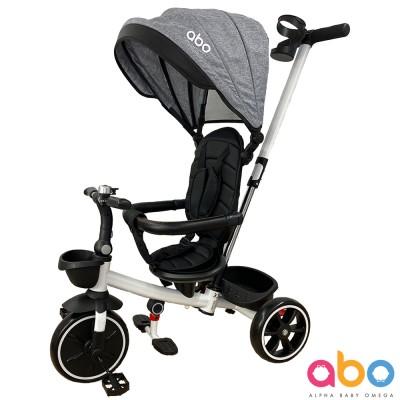 Tρίκυκλο Ποδήλατο A-Trike Grey Αbo 1411001