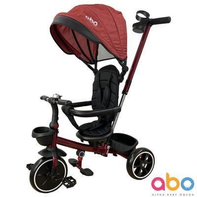 Tρίκυκλο Ποδήλατο A-Trike Red Αbo 1412001