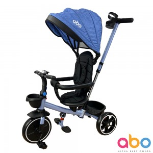 Tρίκυκλο Ποδήλατο A-Trike Blue Αbo 1413001