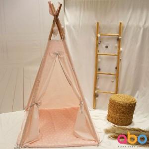 Παιδική σκηνή Carrot Pink Abo 005.400