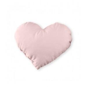 Μαξιλάρι Διακοσμητικό Kαρδιά Bελουτέ Pink Baby Oliver 46-6710/141