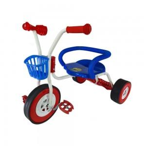 Τρίκυκλο Ποδηλατάκι Παιδικό Blue Family 0012