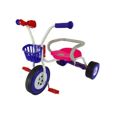 Τρίκυκλο Ποδηλατάκι Παιδικό Pink Family 0012