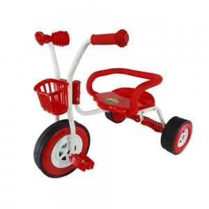 Τρίκυκλο Ποδηλατάκι Παιδικό Red Family 0012