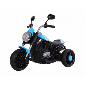 Ηλεκτροκίνητη Μηχανή Chopper Blue Kikka Boo 31006050222