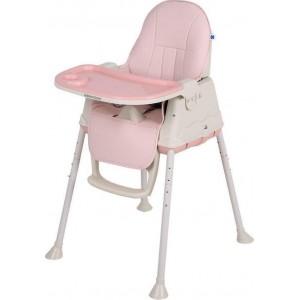 Καρέκλα Φαγητού Creamy 2 In 1 Pink Kikka Boo 31004010077