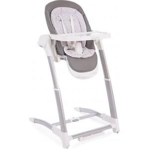 Καρέκλα Φαγητού Prima 3 In 1 Grey Kikka Boo 31005010004