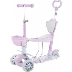 Scooter BonBon 4 in 1 Lilac Kikka Boo 31006010100
