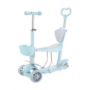 Scooter BonBon 4 in 1 Candy Blue Kikka Boo 31006010097