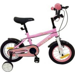 """Παιδικό Ποδήλατο 12"""" Windy Pink Makani Kikkaboo 31006040054"""