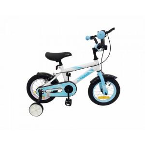 """Παιδικό Ποδήλατο 14"""" Windy White Makani Kikkaboo 31006040058"""