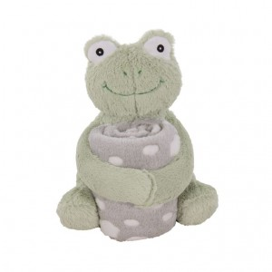 Κουβέρτα 3D Froggy Kikka Boo 31103020041