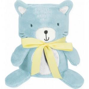 Κουβέρτα 3D Cat Kikka Boo 31103020073