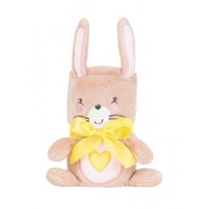 Κουβέρτα 3D Pink Bunny Kikka Boo 31103020078