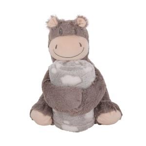 Κουβέρτα 3D Hippo Kikka Boo 31103020043