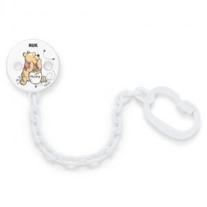Αλυσίδα Πιπίλας Disney Winnie White Νuk 10751372