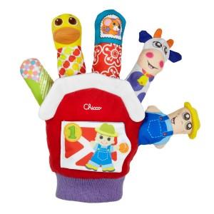 Γάντι-Δάχτυλο Chicco Μαριονέτες Y03-07651-00