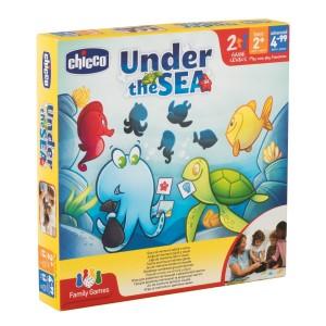 Επιτραπέζιο Παιχνίδι Chicco Under The Sea Z03-09164-00