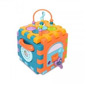 Κύβος Πολλαπλών Δραστηριοτήτων Activity Cube Lorelli 1019146