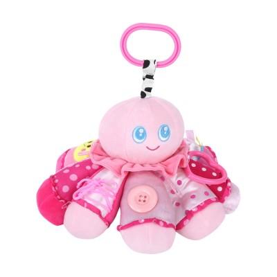 Μαλακό Χταπόδι Pink Lorelli 1019112
