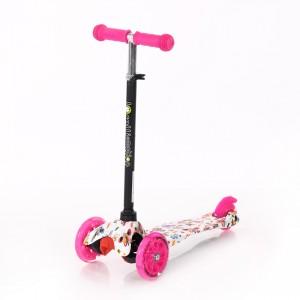 Scooter Mini Pink Butterfly Lorelli 10390010011