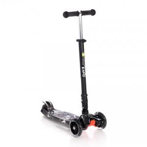 Scooter Rapid Black Flash Lorelli 10390040015