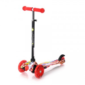 Scooter Mini Graffiti Lorelli 10390010002