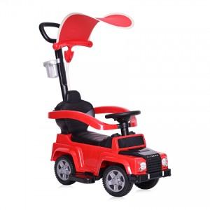 Αμαξάκι Περπατούρα Χ-Treme Red Lorelli 10400070001