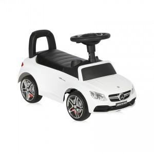 Αμαξάκι Περπατούρα Mercedes Coupe White Lorelli 10400010002