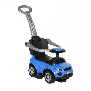 Αμαξάκι Περπατούρα  Of Road Ηandle Blue Lorelli 10400030003