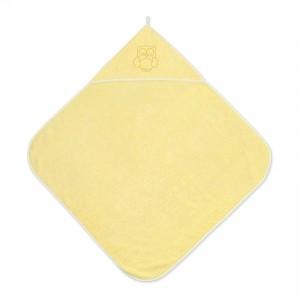 Μπουρνούζι 80X80 Cm Yellow Lorelli 20810200002