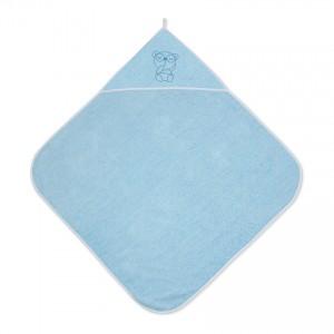 Μπουρνούζι 80X80 Cm Blue Lorelli 20810200004
