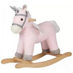 Rocking Toy Pink Horse Kikka Boo 31201040006