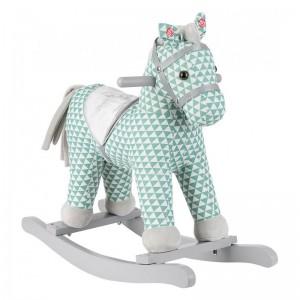 Rocking Toy Green Horse Kikka Boo 31201040007