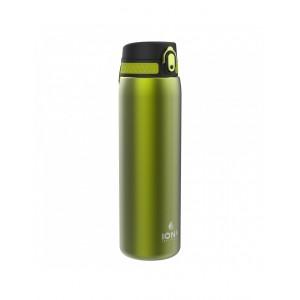 Μεταλλικό Θερμός 1 lt Πράσινο Ion8 619098083798