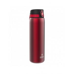 Μεταλλικό Θερμός 1 lt Kόκκινο Ion8 619098083804