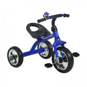 Τρίκυκλο Ποδήλατο A28 Blue&Black Lorelli 10050120009