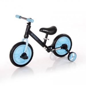 Ποδήλατο Εκμάθησης Ισορροπίας Energy 2 Σε 1 Black&Blue Lorelli 10050480001