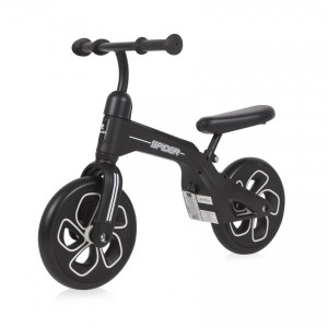 Ποδήλατο Iσορροπίας Spider Black Lorelli 10050450009