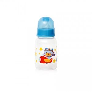 Μπιμπερό Πλαστικό 125ml Blue Bear Lorelli 1020012