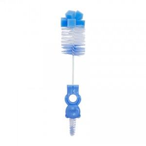 Βούρτσα Kαθαρισμού Mπιμπερό-Θηλής Blue Lorelli 1024026
