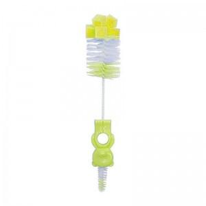Βούρτσα Kαθαρισμού Mπιμπερό-Θηλής Yellow Lorelli 1024026
