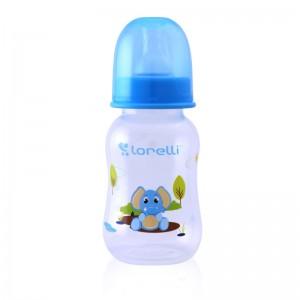 Μπιμπερό Πλαστικό 125ml Blue Lorelli 1020010