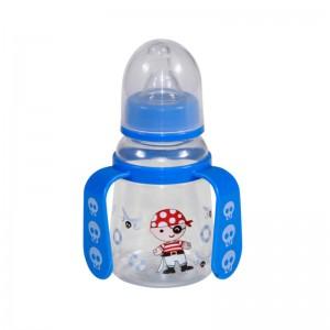 Μπιμπερό Πλαστικό 125ml Blue Lorelli 1020065