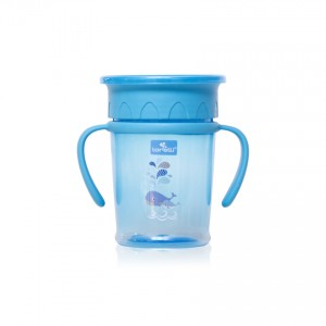 All Around With Handle Cup Blue Lorelli 1023052
