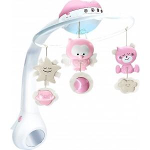 3 in 1 Projector Pink CAM 004914-01