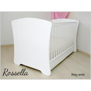 Kρεβάτι Bρεφικό Rossella Baby Smile