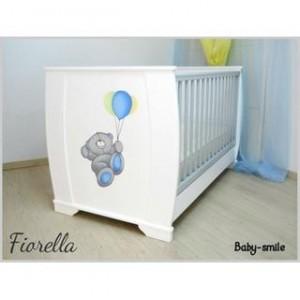 Kρεβάτι Bρεφικό Fiorella Baby Smile