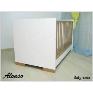 Kρεβάτι Bρεφικό Alonso Baby Smile
